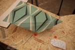 folding table by BREAD art